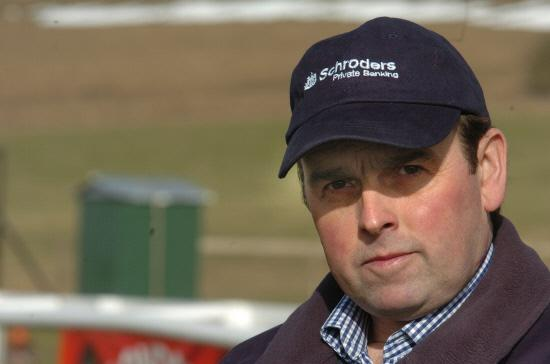 This Is Wiltshire: Barbury Castle trainer Alan King