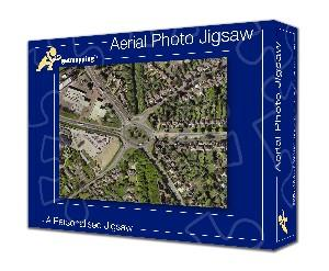This Is Wiltshire: Individualised aerial photo jigsaw puzzles