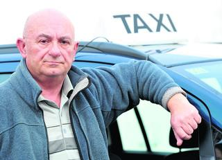 All change in the taxi ranks
