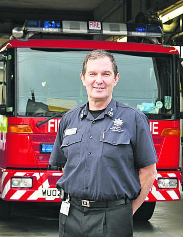 This Is Wiltshire: Future of fire service considered