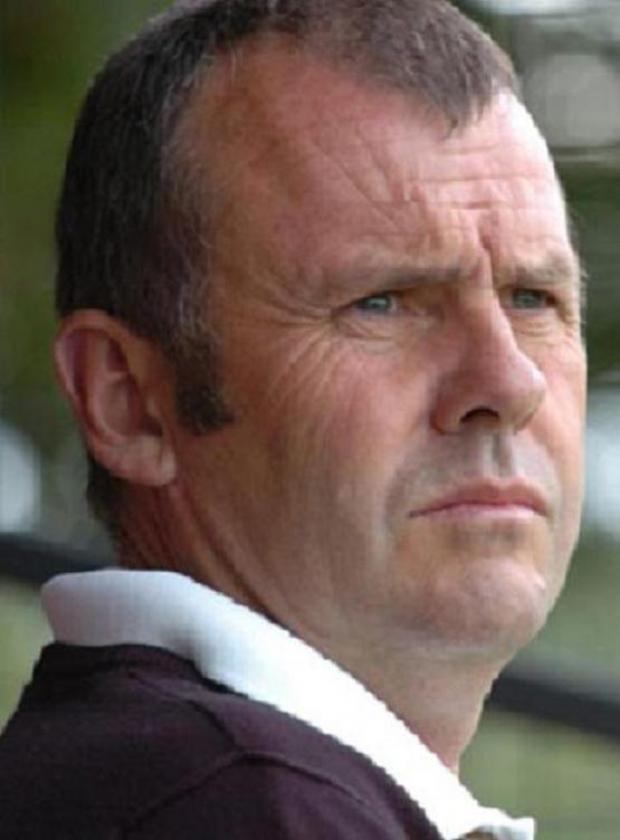 Highworth Town boss John Fisher