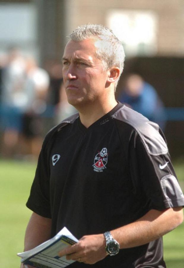 This Is Wiltshire: Swindon Supermarine boss Dave Webb