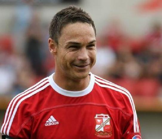 This Is Wiltshire: Swindon Town's Oliver Risser