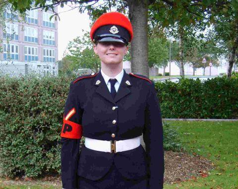 This Is Wiltshire: Corporal Anne-Marie Ellement hanged herself at Bulford Barracks