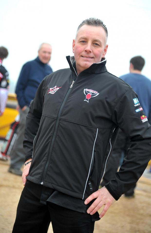 This Is Wiltshire: Robins supremo Alun Rossiter has paid tribute to Jason Crump, who is to retire from the GP circuit