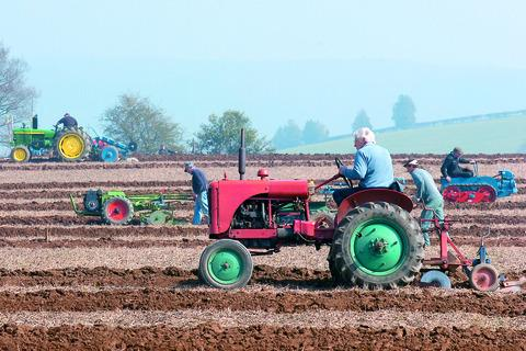 This Is Wiltshire: A ploughing match
