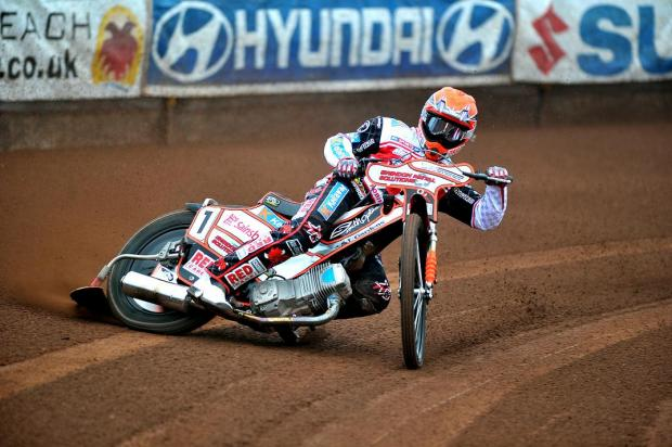 This Is Wiltshire: Swindon Robins rider Simon Stead