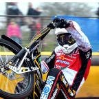 Swindon Robins star Peter Kildemand