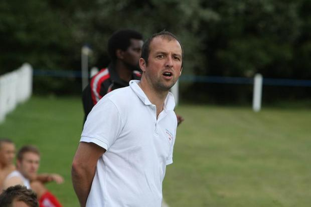 HELLENIC LEAGUE: Concern for Hopkins