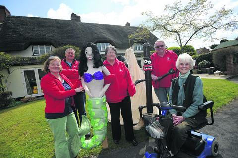 This Is Wiltshire: Uchfont scarecrow festival from