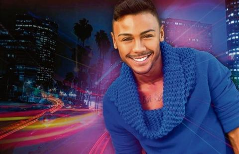 This Is Wiltshire: Former X Factor contestant Marcus Collins headlines Swindon and Wiltshire Pride