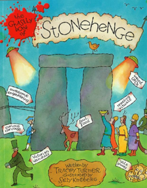 The Ghastly Book of Stonehenge