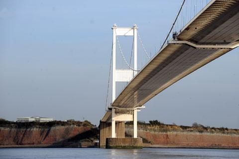 This Is Wiltshire: The M48 Severn Crossing