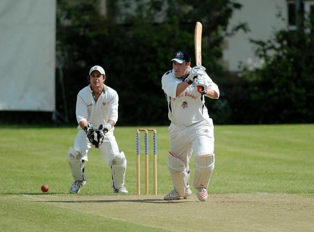 """It turned out well for us"": Goatacre wicketkeeper Sam Parish"