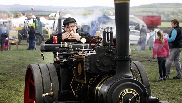This Is Wiltshire: The age of steam will be in evidence in Bratton this weekend
