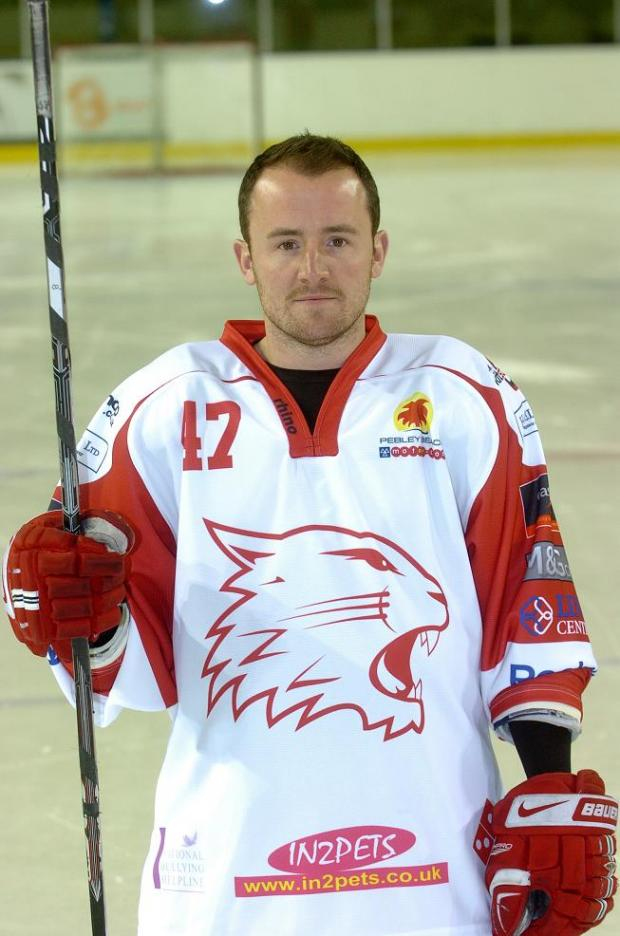 This Is Wiltshire: Swindon Wildcats coach Ryan Aldridge