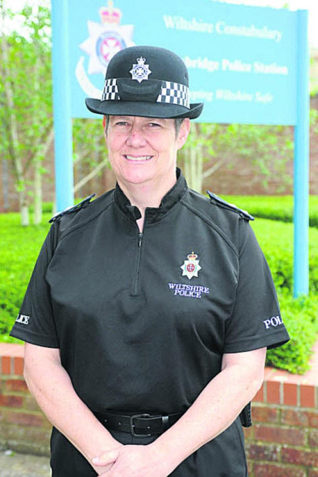 This Is Wiltshire: Sector inspector Lisette Harvey
