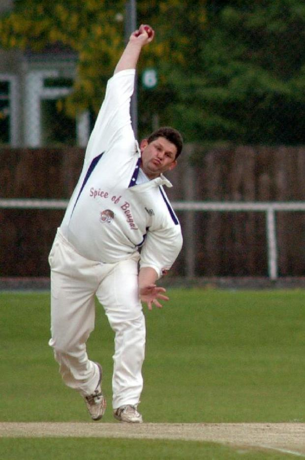 This Is Wiltshire: Former Goatacre skipper Craig Gibbens