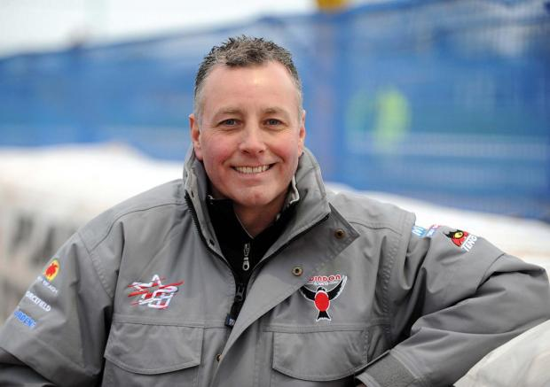 This Is Wiltshire: Swindon boss Alun Rossiter