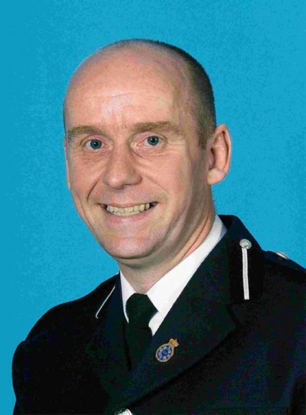 Former deputy chief constable of Wiltshire Police Davbid Ainsworth