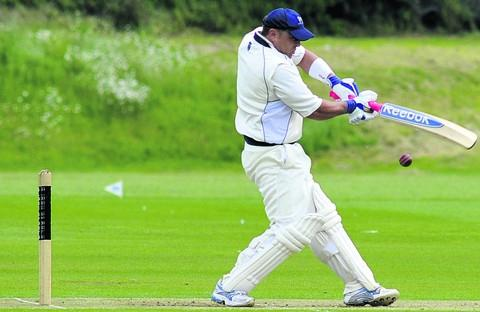 This Is Wiltshire: Joe Breet scored a century for Lechlade