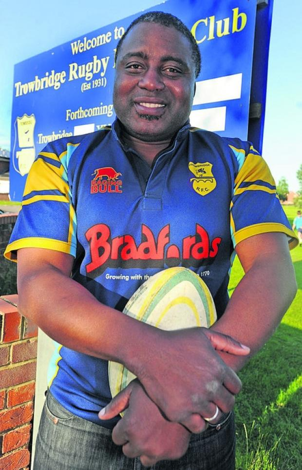 This Is Wiltshire: STEVE OJOMOH: Bath need to be at top table