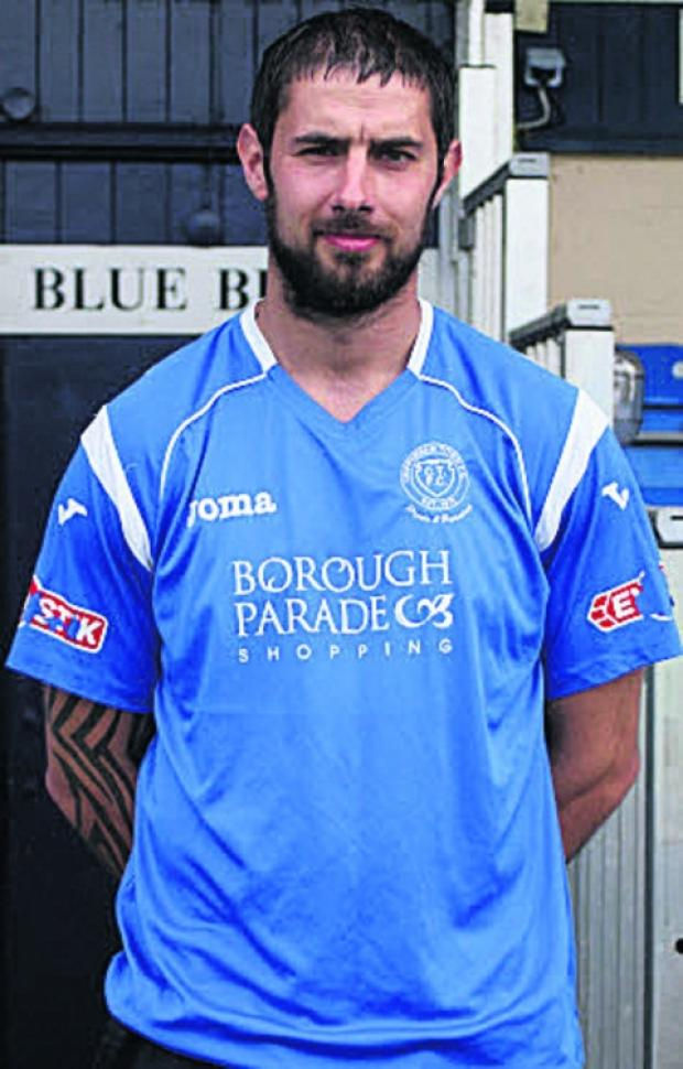 This Is Wiltshire: Shaun Lamb has moved on from Chippenham Town
