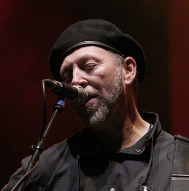 This Is Wiltshire: Richard Thompson has been confirmed in the line-up for this year's WOMAD festival at Charlton Park, near Malmesbury