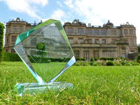 This Is Wiltshire: Longleat wins top prize at awards show