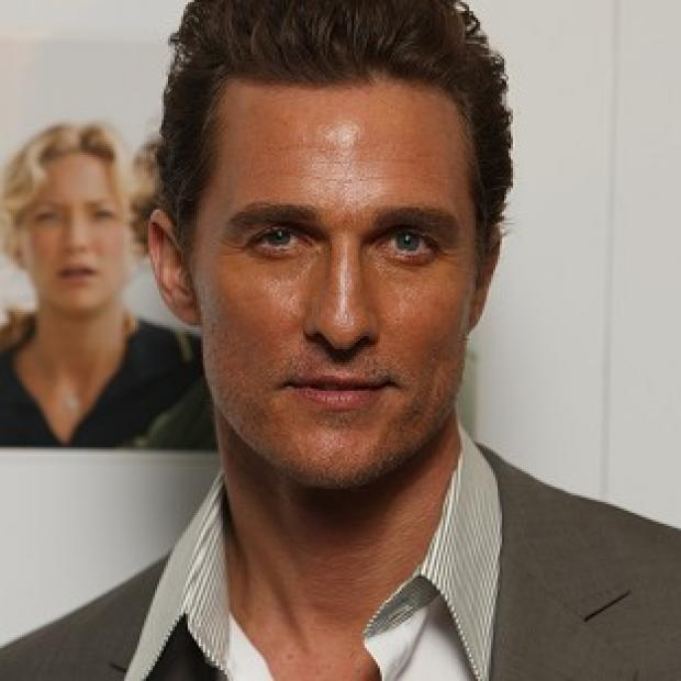 This Is Wiltshire: Matthew McConaughey plays a hitman in his latest movie