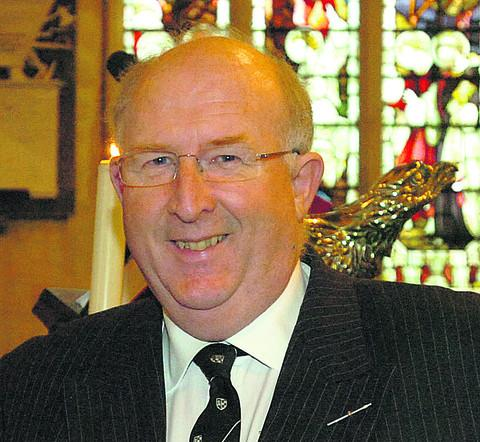 This Is Wiltshire: Angus Macpherson, Wiltshire's new police and crime commissioner