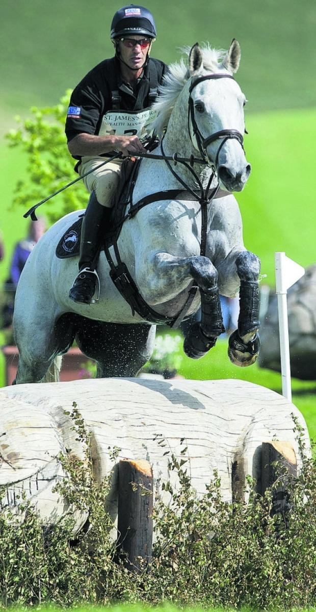 This Is Wiltshire: Andrew Nicholson and Avebury at Barbury