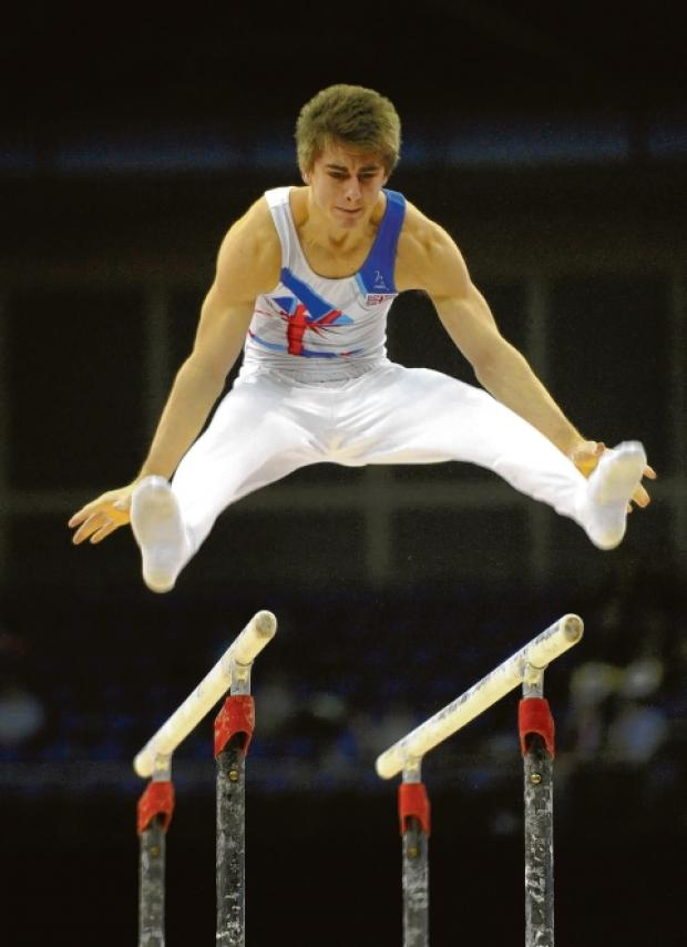 This Is Wiltshire: Max Whitlock - made South Essex Gym Club proud