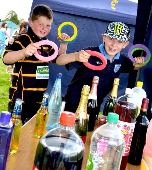 This Is Wiltshire: Travel back in time at fete