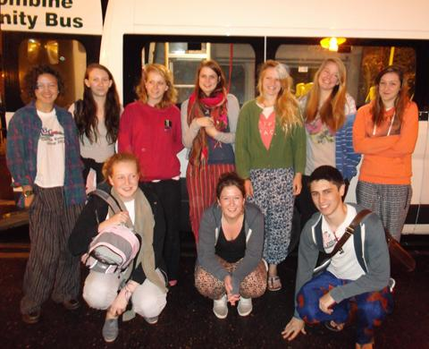 This Is Wiltshire: Marlborough students embark on Gambia adventure
