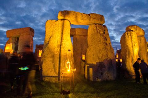 This Is Wiltshire: Laser scanning uncovers new Stonehenge evidence
