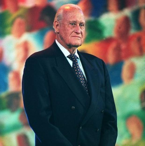 This Is Wiltshire: Sepp Blatter knew about a bribe taken by Joao Havelange (pictured), documents claimed.
