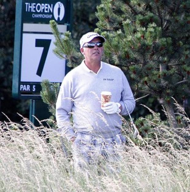 This Is Wiltshire: Darren Clarke feels the Open course will be tough to negotiate