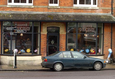 This Is Wiltshire: Caffè Nero Holdings