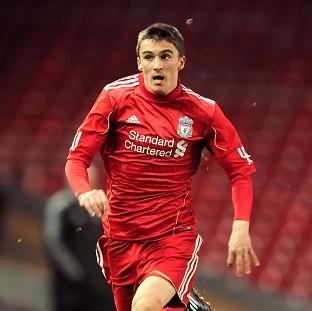 This Is Wiltshire: Adam Morgan has been tipped to have a bright future at Liverpool