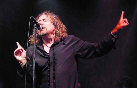 This Is Wiltshire: Former Led Zeppelin frontman Robert Plant is one of the big attractions at WOMAD
