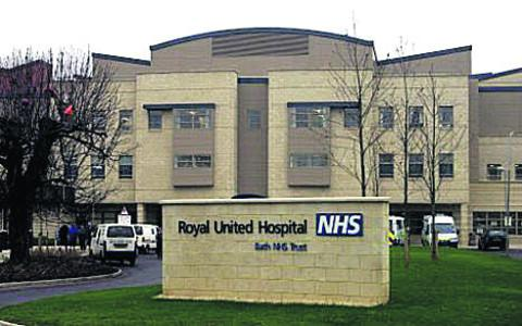 This Is Wiltshire: The Royal United Hospital, Bath