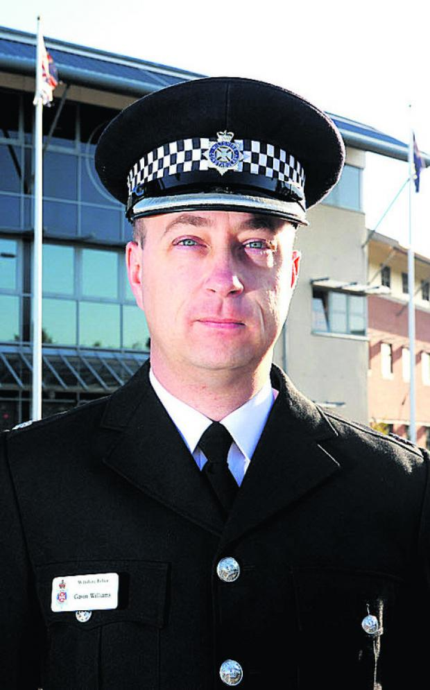 This Is Wiltshire: Q&A with Wiltshire Police Supt Gavin Williams