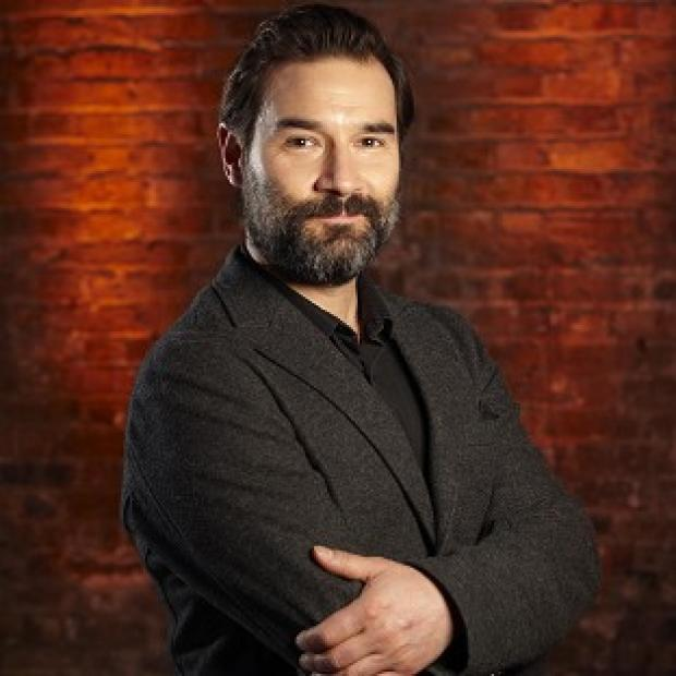 This Is Wiltshire: Adam Buxton's Bug can be seen on Sky Atlantic on Mondays
