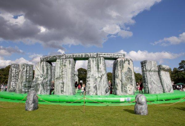 This Is Wiltshire: Work on the Stonehenge site is due to be completed by the end of this year