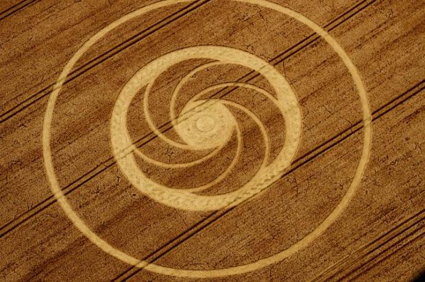 This Is Wiltshire: Explore the mysteries of Wiltshire's crop circles