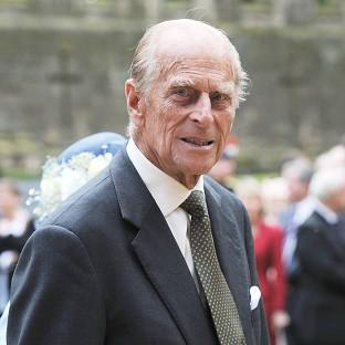 This Is Wiltshire: The Duke of Edinburgh was taken to Aberdeen Royal Infirmary on Wednesday