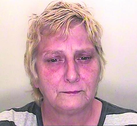 This Is Wiltshire: Fraudster Lorraine Ellis, who has been jailed for four years