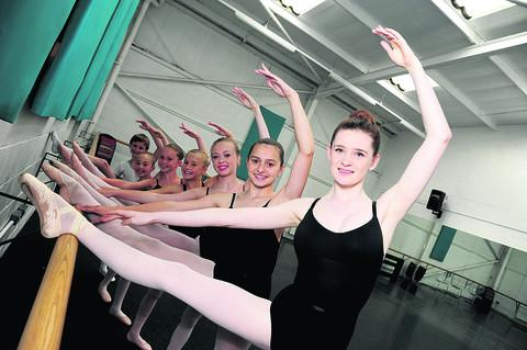 This Is Wiltshire: Tanwood dancers get a shot at the big time