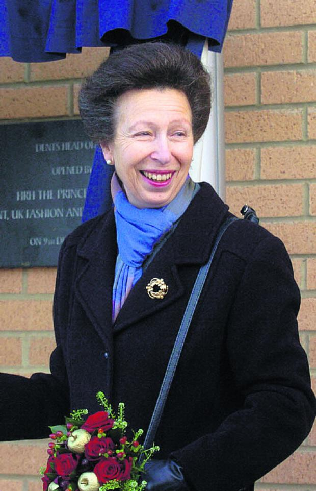 This Is Wiltshire: The Princess Royal
